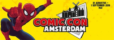 Comic Con Amsterdam Returns!